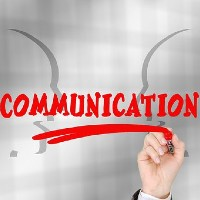 the word communication