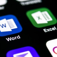 phone apps for word and excel
